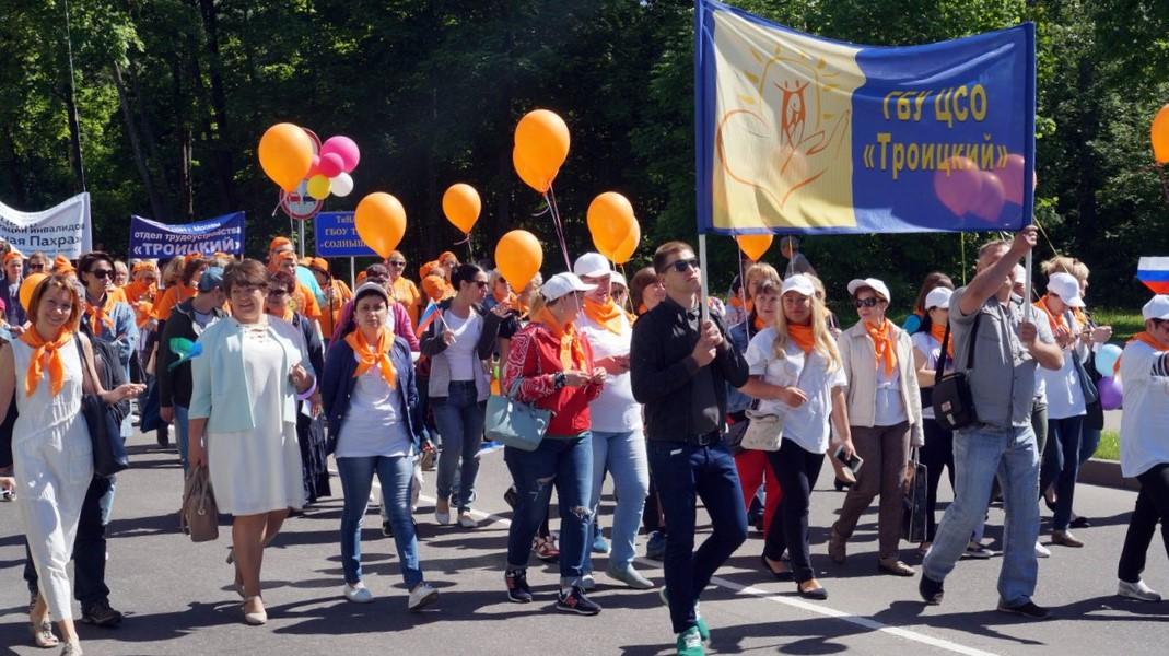 День города в Троицке
