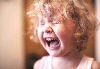 Все самое важное о детской истерики