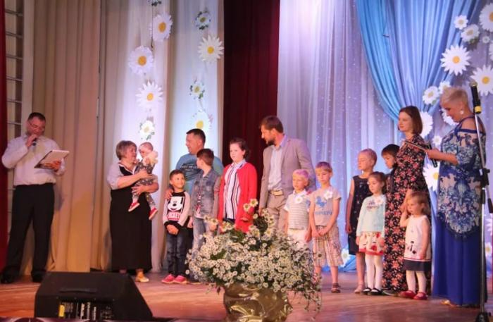 День семьи в Волоколамсе. Психология семейной жизни.