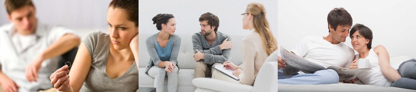 Помощь психолога семейным парам в восстановлении отношений
